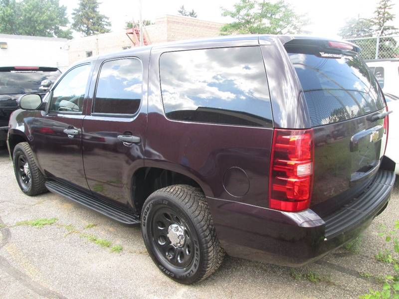 2009 Chevrolet Tahoe 4x2 Police 4dr SUV - Golden Valley MN