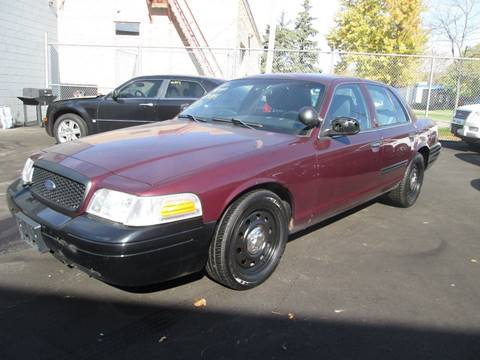 2011 Ford Crown Victoria for sale in Golden Valley, MN