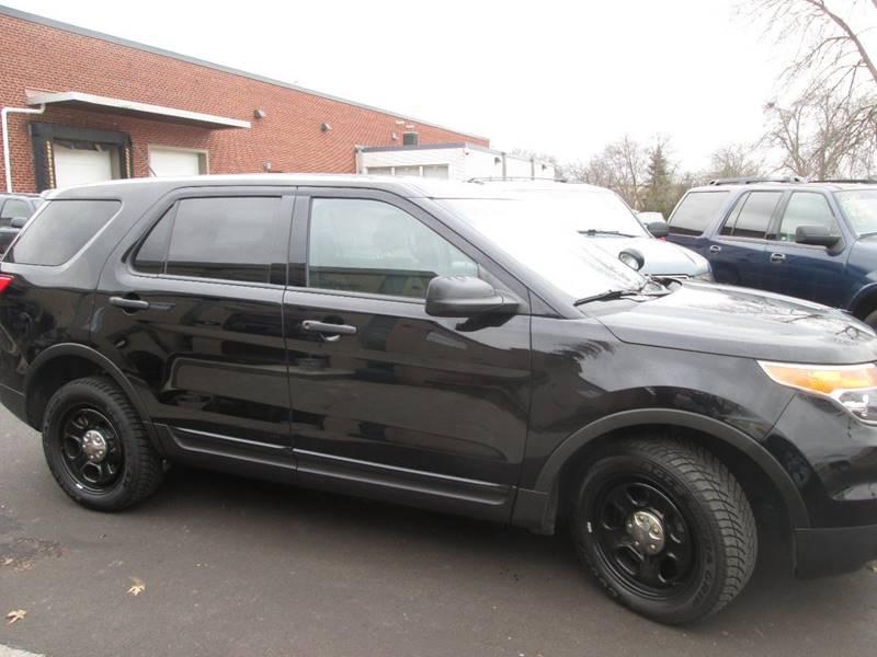 2015 ford explorer awd police interceptor 4dr suv in golden valley mn xgovernmentcars. Black Bedroom Furniture Sets. Home Design Ideas