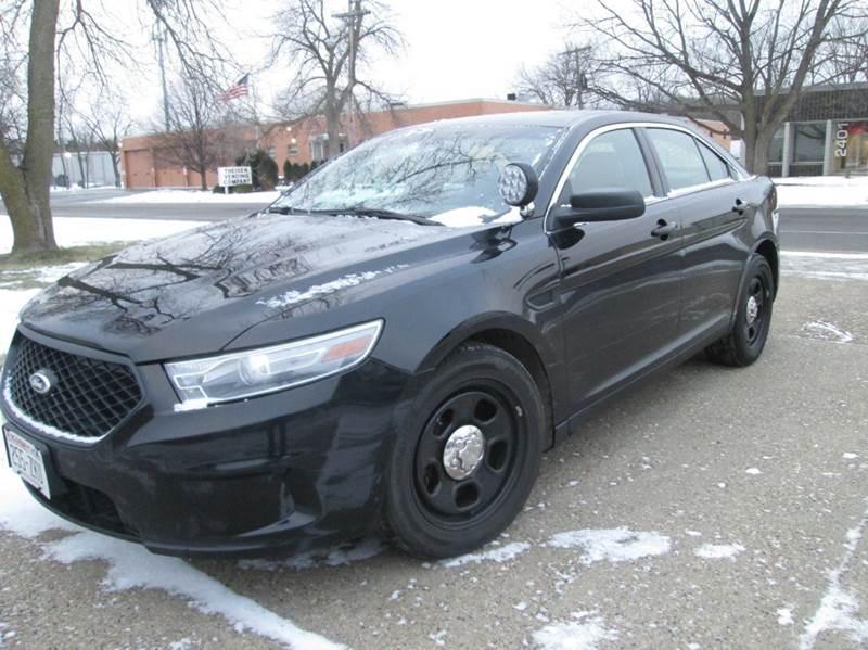 2013 ford taurus police interceptor awd 4dr sedan in golden valley mn xgovernmentcars. Black Bedroom Furniture Sets. Home Design Ideas