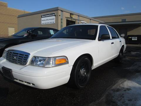 2008 Ford Crown Victoria for sale in Golden Valley, MN