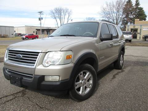 2007 Ford Explorer for sale in Golden Valley, MN