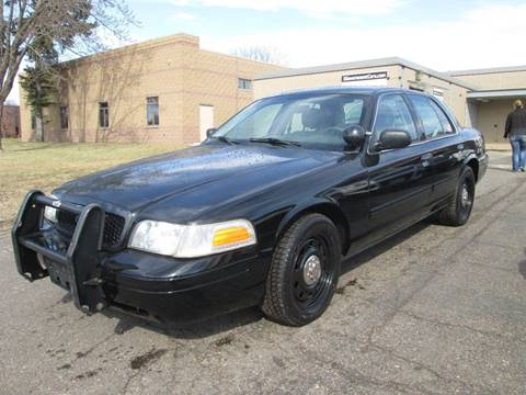 2010 Ford Crown Victoria for sale in Golden Valley, MN