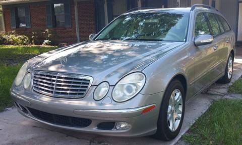 2004 Mercedes-Benz E-Class for sale in Jacksonville, FL