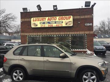 2008 BMW X5 for sale in Detroit, MI