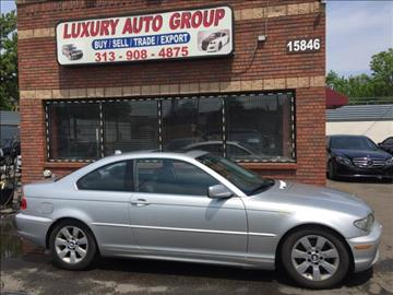 2006 BMW 3 Series for sale in Detroit, MI