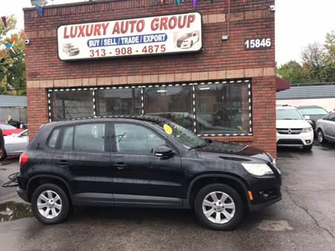 2010 Volkswagen Tiguan for sale in Detroit, MI
