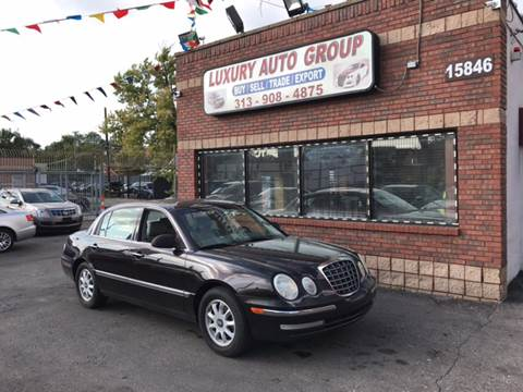 2005 Kia Amanti for sale in Detroit, MI