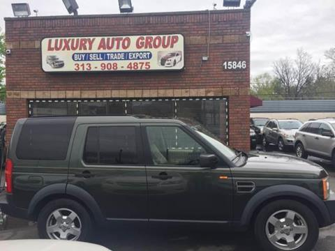 2006 Land Rover LR3 for sale in Detroit, MI