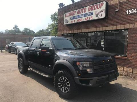 2014 Ford F-150 for sale in Detroit, MI