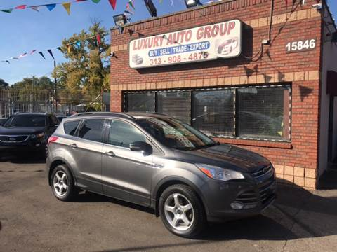 2013 Ford Escape for sale in Detroit, MI