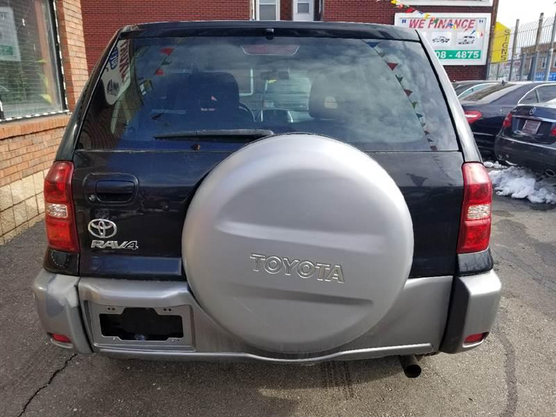 Toyota RAV In Detroit MI Luxury Auto Group - 2005 rav4