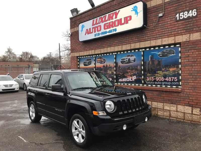 Luxury Auto Group Car Dealer In Detroit Mi