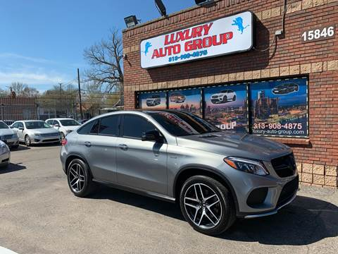 2016 Mercedes-Benz GLE for sale in Detroit, MI