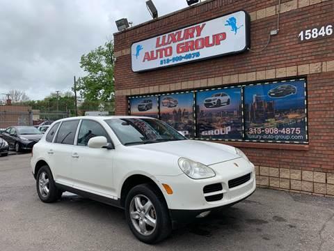 2004 Porsche Cayenne for sale in Detroit, MI