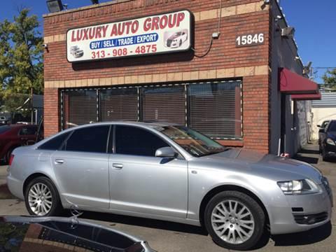 2006 Audi A6 for sale in Detroit, MI