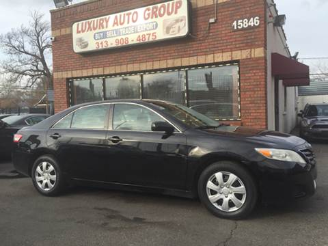 2011 Toyota Camry for sale in Detroit, MI