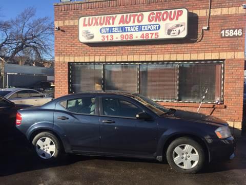 2008 Dodge Avenger for sale in Detroit, MI
