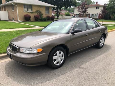 2004 Buick Century for sale at Nationwide Auto Group in Melrose Park IL