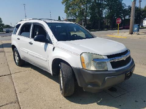 2005 Chevrolet Equinox for sale at Nationwide Auto Group in Melrose Park IL