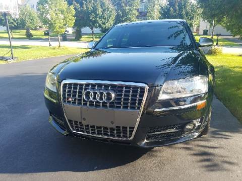 2007 Audi S8 for sale at Nationwide Auto Group in Melrose Park IL