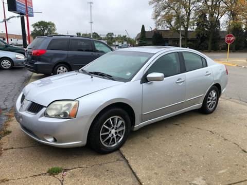 2004 Mitsubishi Galant for sale at Nationwide Auto Group in Melrose Park IL