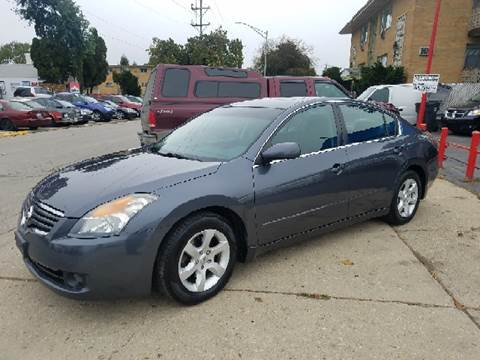 2009 Nissan Altima for sale at Nationwide Auto Group in Melrose Park IL