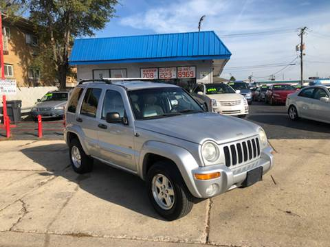 2002 Jeep Liberty for sale at Nationwide Auto Group in Melrose Park IL