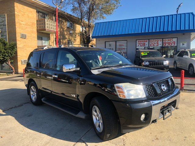 2006 Nissan Armada for sale at Nationwide Auto Group in Melrose Park IL