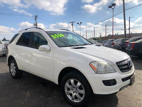 2006 Mercedes-Benz M-Class for sale at Nationwide Auto Group in Melrose Park IL