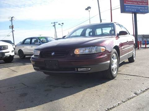 2001 Buick Regal for sale at Nationwide Auto Group in Melrose Park IL