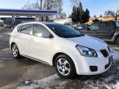 2009 Pontiac Vibe for sale at Nationwide Auto Group in Melrose Park IL