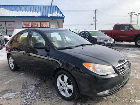 2007 Hyundai Elantra for sale at Nationwide Auto Group in Melrose Park IL