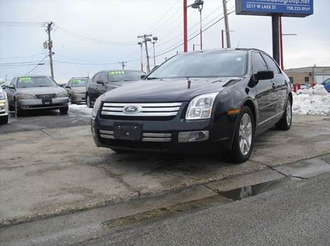 2008 Ford Fusion for sale at Nationwide Auto Group in Melrose Park IL