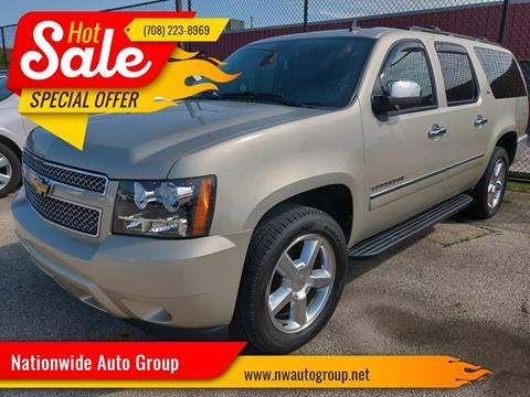 2013 Chevrolet Suburban for sale at Nationwide Auto Group in Melrose Park IL