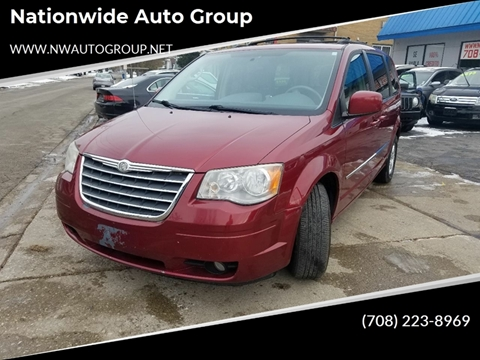 2010 Chrysler Town and Country for sale in Melrose Park, IL