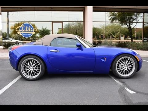 2007 Pontiac Solstice for sale in Phoenix, AZ