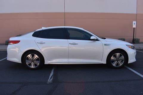 Cars For Sale In Arizona >> 2018 Kia Optima Plug In Hybrid For Sale In Phoenix Az