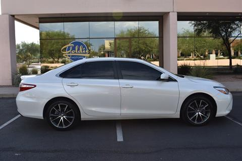 2017 Toyota Camry for sale in Phoenix, AZ
