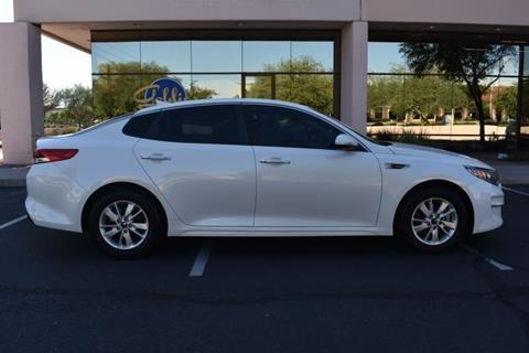 2016 Kia Optima for sale in Phoenix, AZ