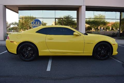 2015 Chevrolet Camaro for sale in Phoenix, AZ
