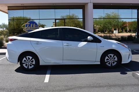 2016 Toyota Prius for sale in Phoenix, AZ