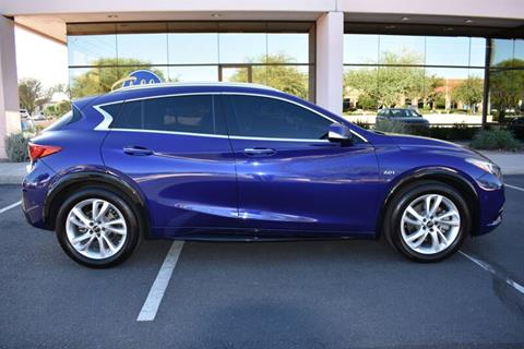 2017 Infiniti QX30 for sale in Phoenix, AZ