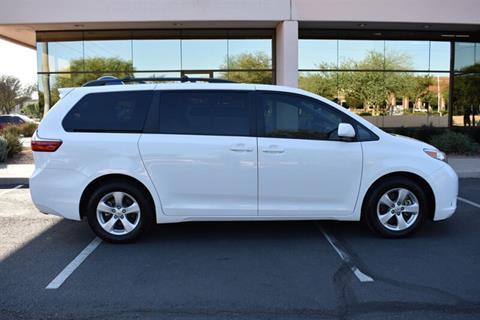 2017 Toyota Sienna for sale in Phoenix, AZ