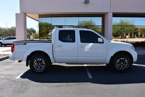 2016 Nissan Frontier for sale in Phoenix, AZ
