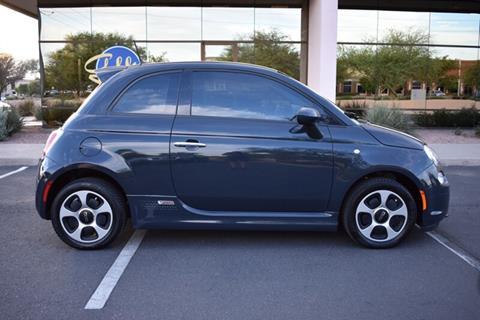 2016 FIAT 500e for sale in Phoenix, AZ