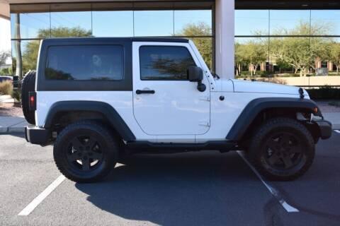 2013 Jeep Wrangler for sale in Phoenix, AZ