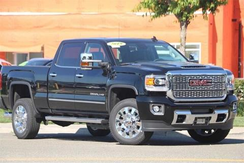2019 GMC Sierra 2500HD for sale in Dublin, CA