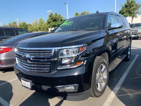 2017 Chevrolet Tahoe for sale in Dublin, CA
