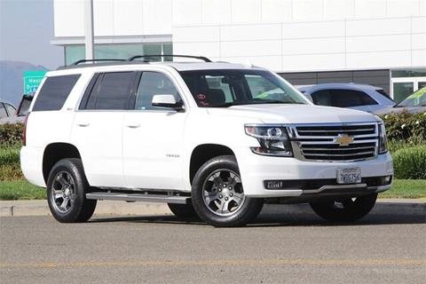 2016 Chevrolet Tahoe for sale in Dublin, CA